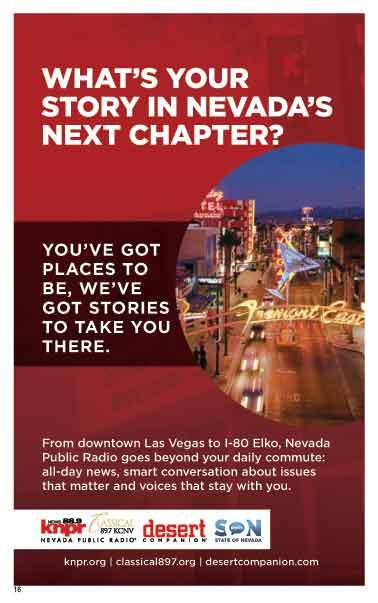 nbsp Nevada Senior Guide Part 2
