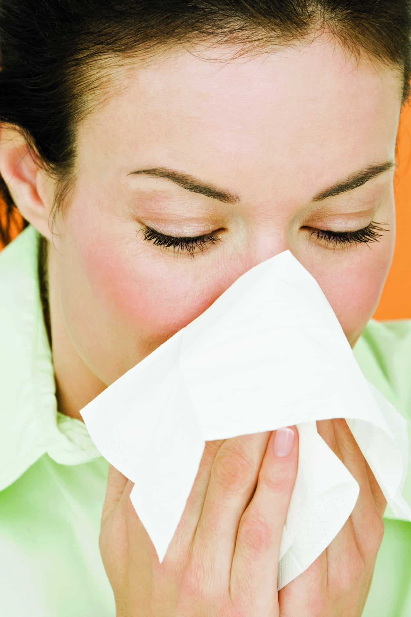 (Family Features) With cold and flu season upon us, it may be tempting to  hibernate until the danger of red, puffy eyes and a stuffy nose disappears.