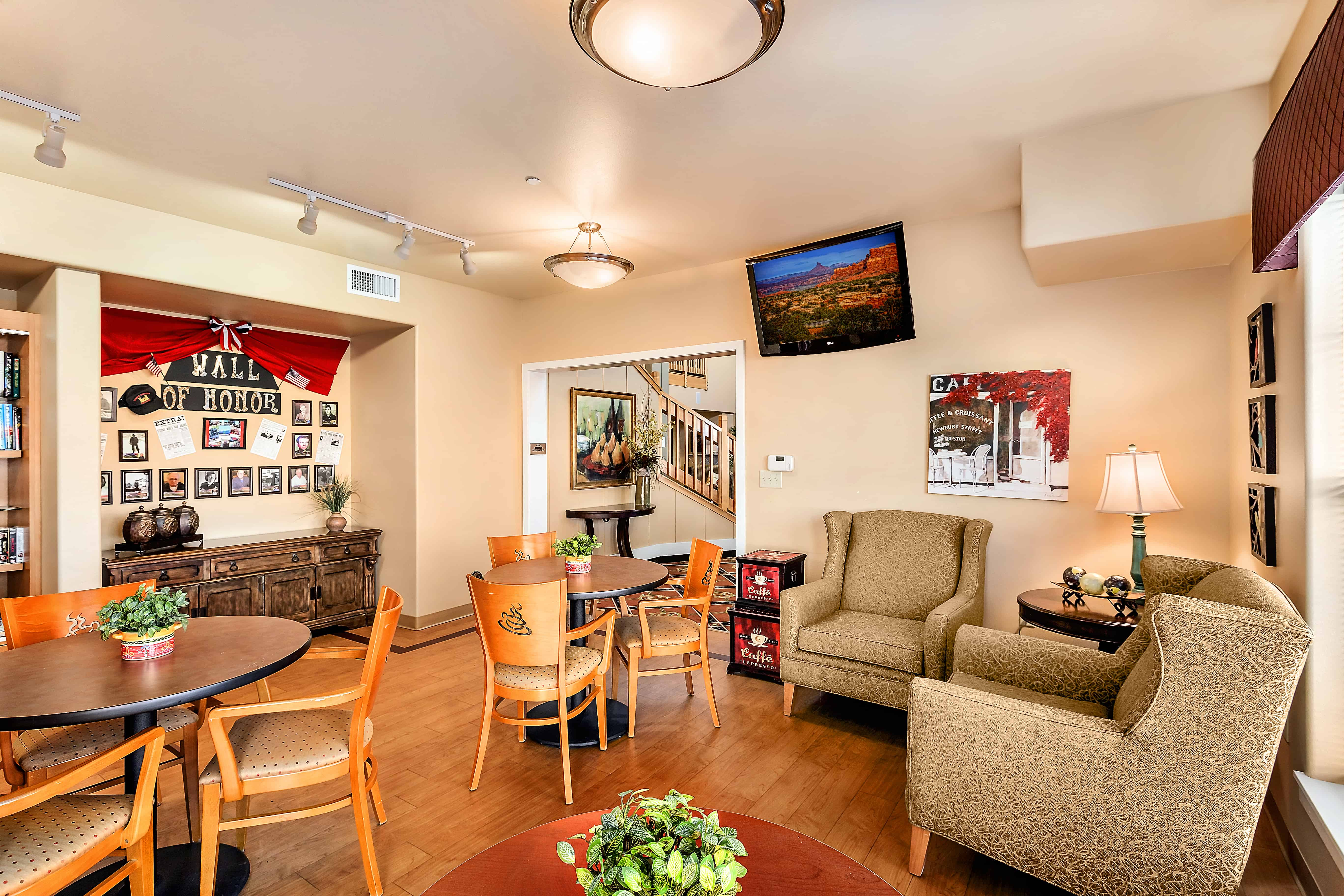 MorningStar Senior Living Of Sparks, 2360 Wingfield Hills Drive, Sparks, NV  89436