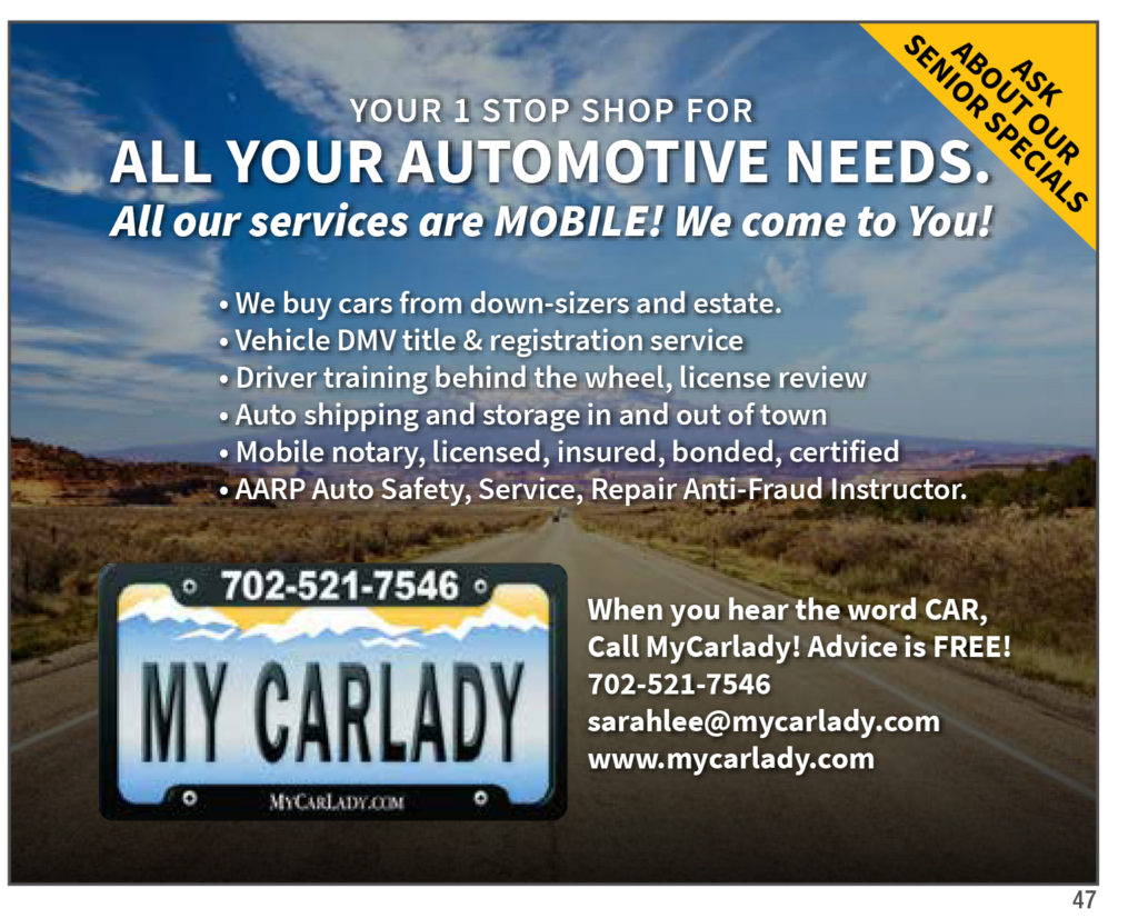 Blog all posts nevada senior guide with mycarlady i offer my expertise and car advice free because i love what i do and want to help people have a great car experience fandeluxe Image collections