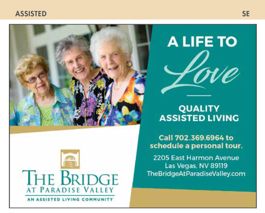 assisted living, skilled nursing & memory care : nevada senior guide